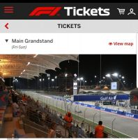F1 tickets for sale