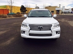 Best Offers! Used Lexus Lx 570 2015.whatsapp; +2349077733480